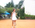 instruktorka tenisa