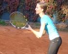Magda na tenisie