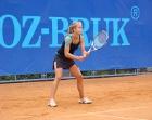 Sonia na turnieju tenisowym